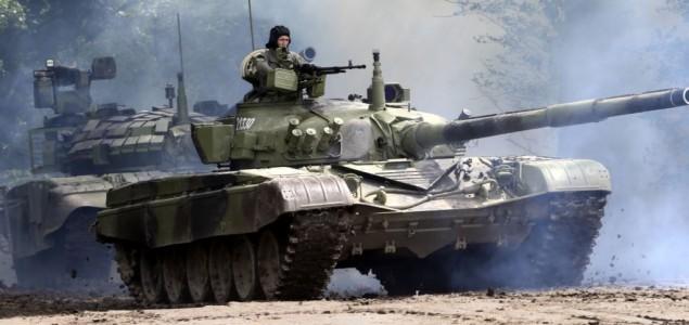 Pripreme za prvu NATO vežbu u Srbiji