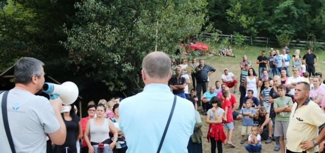 Građanke i građani Kruščice brane svoju rijeku