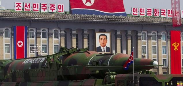 Dva podijeljena pogleda na rješenje sjevernokorejske krize Amerika i Evropska unija
