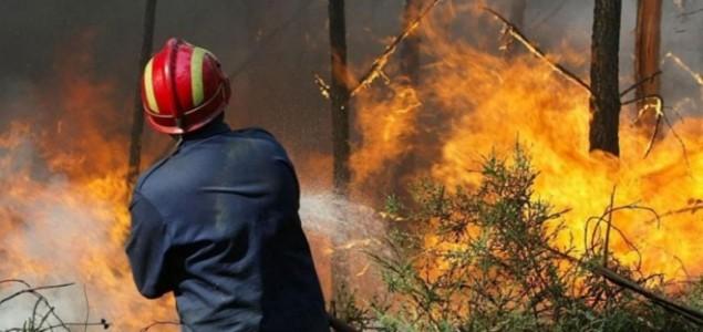 Na požarištima oko Trebinja stanje nije alarmantno, ljudi i objekti nisu ugroženi
