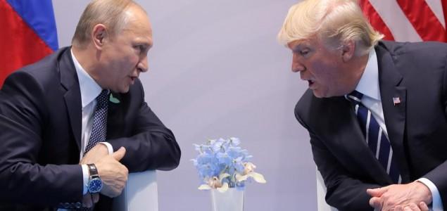 Trump: Hvala Putinu što je protjerao američke diplomate