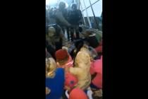 Drama kod Viteza: Intervenisali specijalci i na silu rastjerali demonstrante