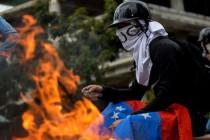 Venecuela na ivici građanskog rata