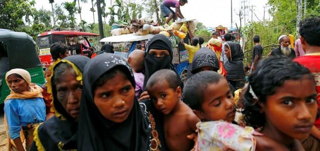 Mjanmar i UN potpisali dogovor o povratku Rohindža