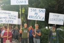 Obrana rijeke Kruščice