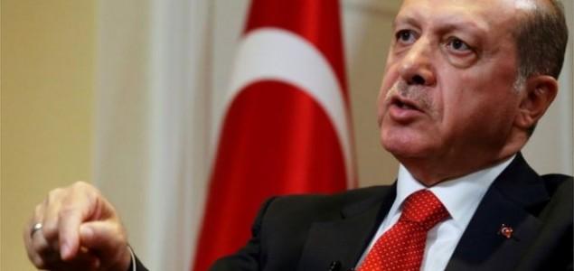 Erdogan odbacio kurdski referendum kao 'izdaju'