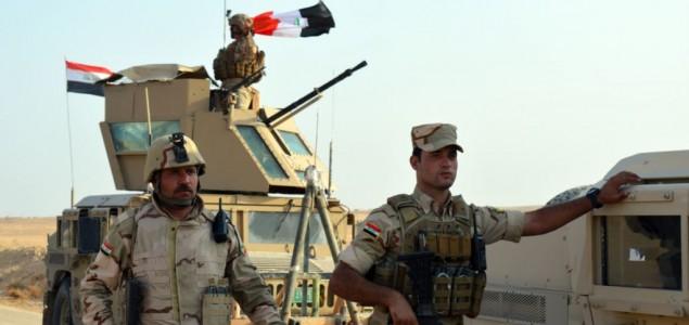Snage Iraka počele operaciju za preuzimanje grada Havija