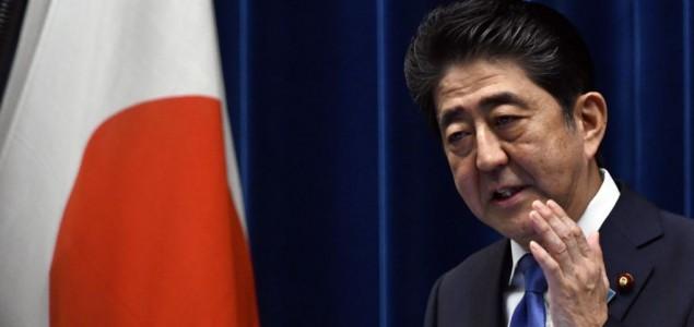 Japanski premijer raspustio parlament