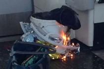 Eksplozija u londonskom metrou