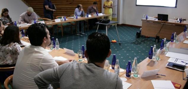 U Sarajevu počinje obuka za novinare/ke i nvo predstavnike/ce iz Iraka i Sirije