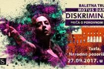 Sezona italijanske kulture u BiH: u Tuzli gostuje višestruko nagrađivana baletna grupa MOTUS danza iz Siene