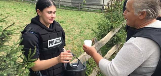 Specijalci prekinuli mirni protest čuvara rijeka Bosne i Hercegovine!