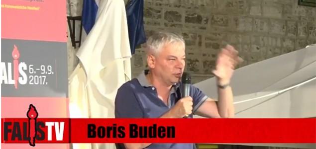 Boris Buden: Antikomunizam je zapravo fašizam