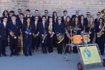 Koncert Gradskog orkestra Stolac na Trgu slobode