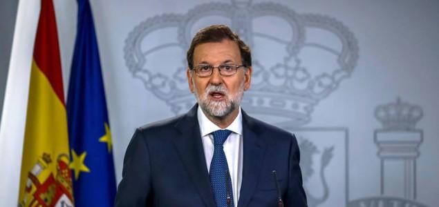 Suspendiran poziv na referendum o nezavisnosti Katalonije
