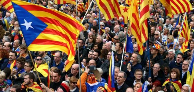 Katalonija proglasila nezavisnost od Španije