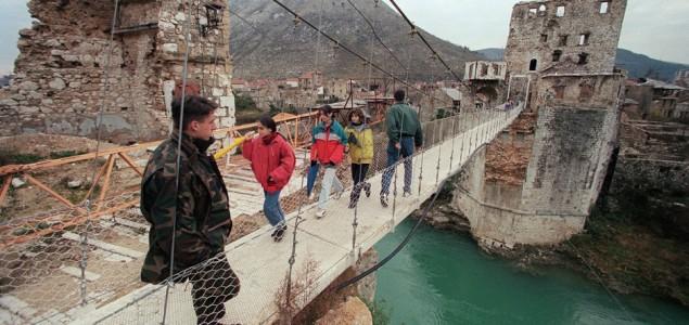 Sjećanje na terorizam: Kako je srušeno 11 mostarskih mostova