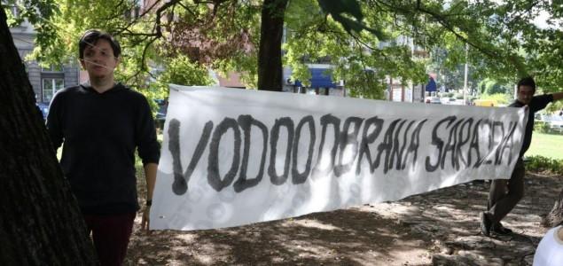Vodoodbrana Sarajeva: Do sada više od 1.500 potpisa građana