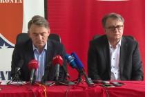 Komšić i Nikšić: Idemo zajedno, idemo naprijed