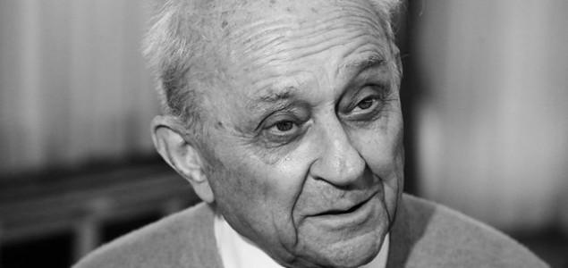 Umro je Slavko Goldstein, veliki hrvatski izdavač i publicist: Nepravdu je bolje podnositi nego je činiti