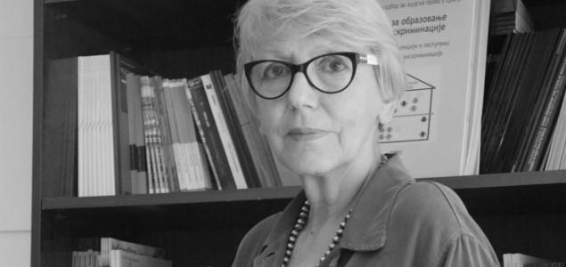 Sonja Biserko: Jugoslaviju se ne može izbrisati