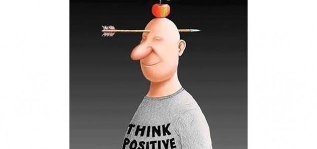 Radomir Lazić: Misli pozitivno!