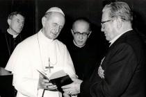 Papa Titu: Vaš posjet nas počašćuje