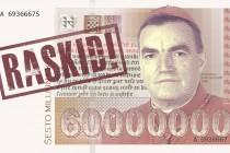 Prosvjedni skup Raskid! u Zagrebu