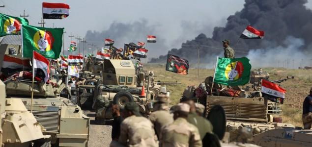 Iračke snage bezbednosti ušle u centar Havidže