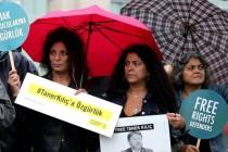 Još 25 doživotno osuđenih za pokušaj puča u Turskoj