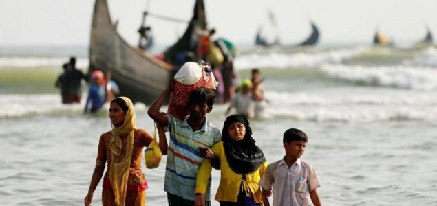 U brodolomu poginulo najmanje 12 izbjeglica Rohindža