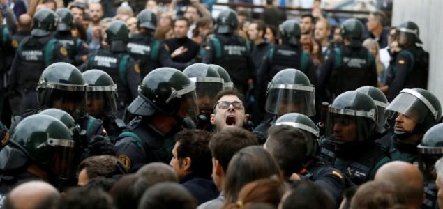 Katalonski referendum: Policija koristila gumene metke