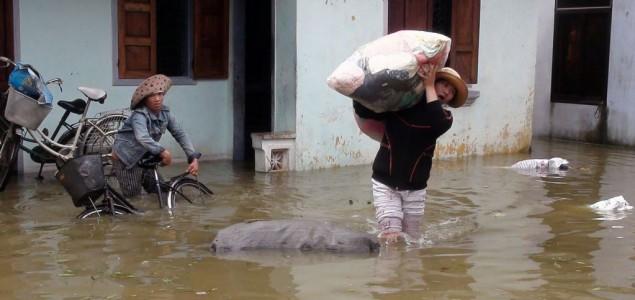 Poplave u Vijetnamu odnijele 37 života