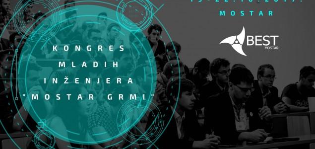 "Kongres mladih inžinjera ""Mostar gRMi"", 19. Oktobar – 22. Oktobar"