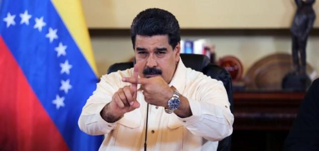 Maduro proglasio pobedu na izborima, opozicija ne priznaje rezultate