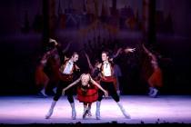 Tuzla spremna za najčarobniju noć – Balet na ledu