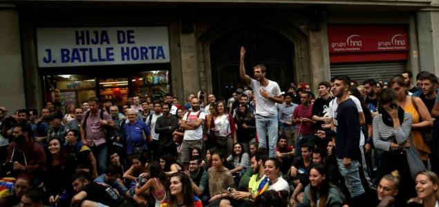 Katalonci stupaju u generalni štrajk