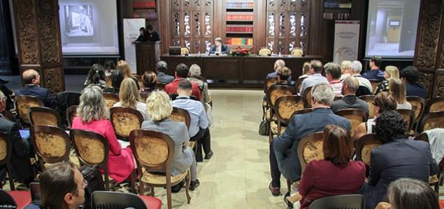 GALERIJA 11/07/95: Učešće na konferenciji i uspostavljanje partnerskog odnosa sa Evropskom Muzejskom Akademijom