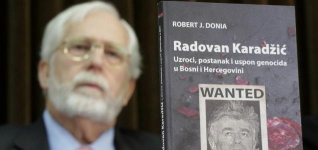 Knjiga o Radovanu Karadžiću predstavljena u Beogradu