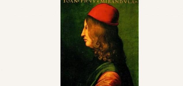 Giovanni Pico della Mirandola – Izvod iz dela (Govor o dostojanstvu čovjekovu)