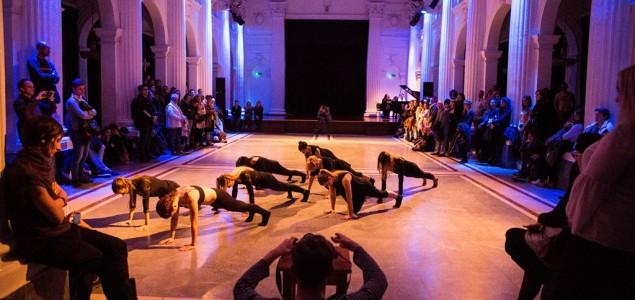 Plesna predstava Metamorfoze 2 održana u Beogradu