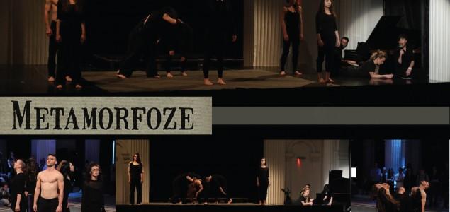 Plesna predstava Metamorfoze 2