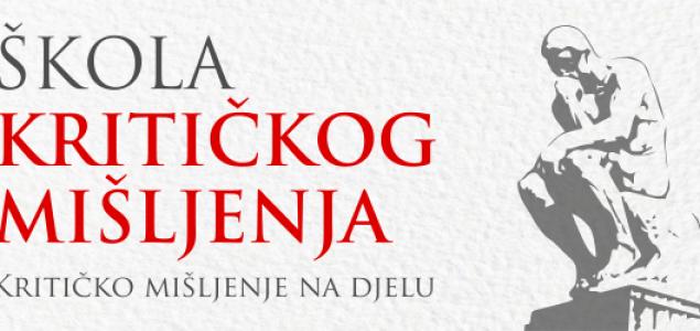Počinje prijem druge generacije studenata Škole kritičkog mišljenja u Mostaru