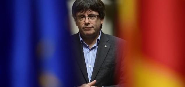 Izdata potjernica za Puigdemontom