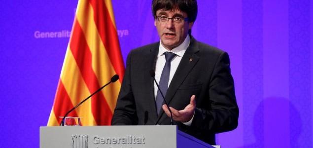 Katalonski predsjednik: Proglasit ćemo nezavisnost u roku od nekoliko dana