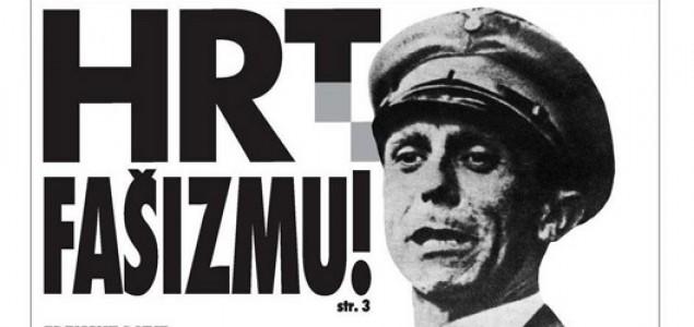"""""""Mi, Hrvati!"""" – po HRT-ovu nacional-neprofesionalnom obrascu"""