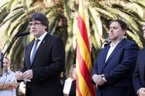 Puigdemont danas treba riješiti dileme oko nezavisnosti