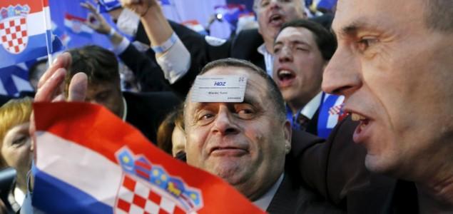 SMIJURIJA STOLJEĆA: tvrditi da Hrvati obožavaju HDZ