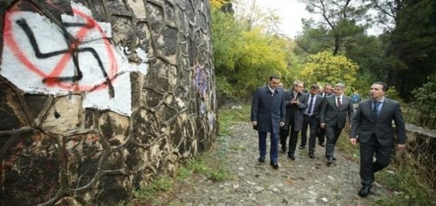 Šotrić: Država Bosna i Hercegovina  sada brine o Partizanskom spomen groblju