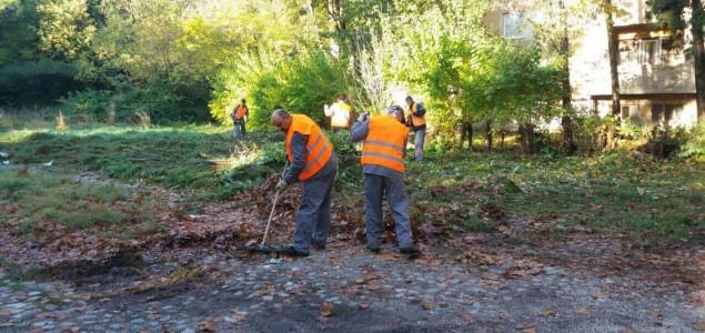 Počeli radovi na obnovi Partizanskog spomen groblja u Mostaru